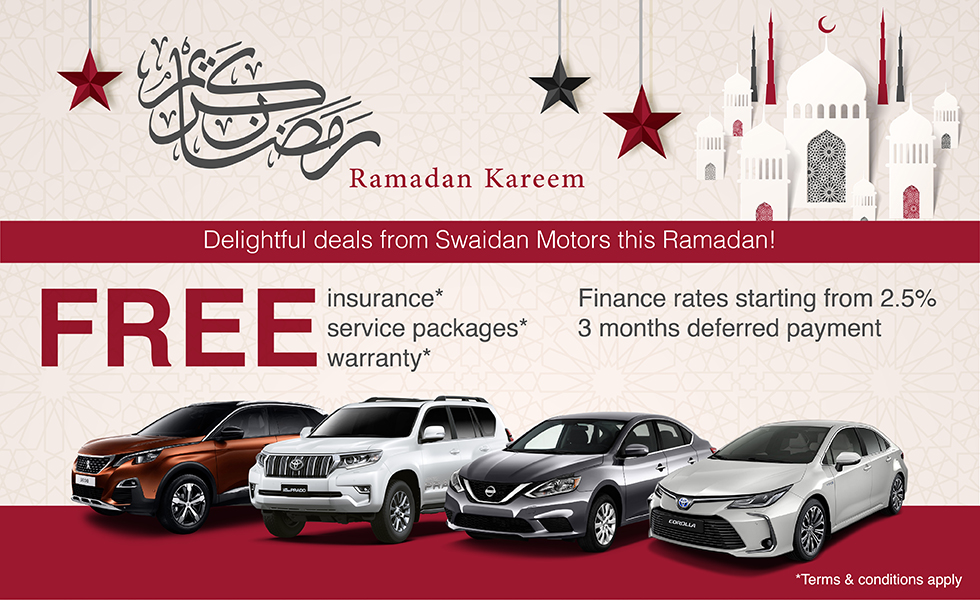 Certified pre-owned cars starting at AED 12,500