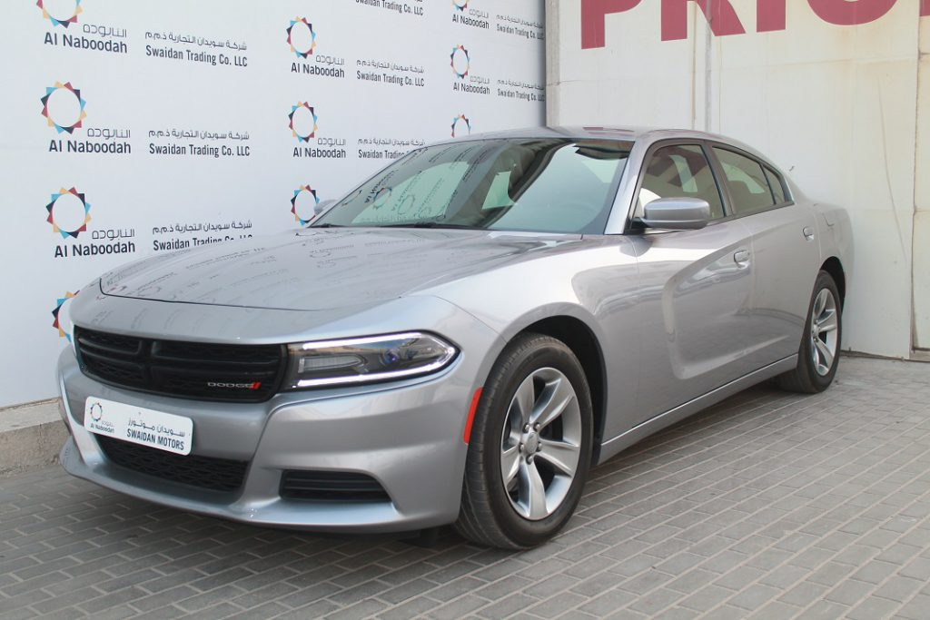 DODGE CHARGER 3.6L SXT 2018 GCC AGENCY WARRANTY UP TO 2021 ...